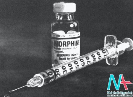 morphin tiêm