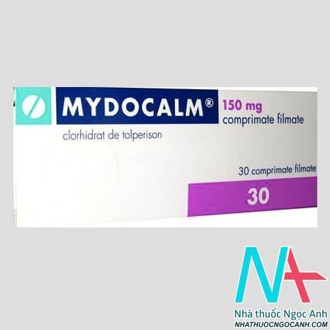Mydocalm 150mg