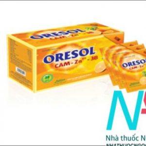 thuốc oresol