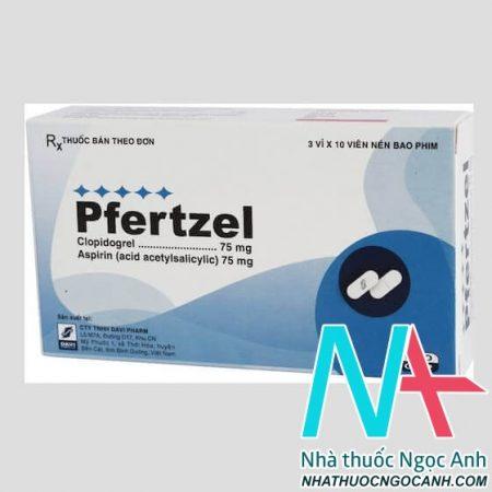 Thuốc Pfertzel 150mg