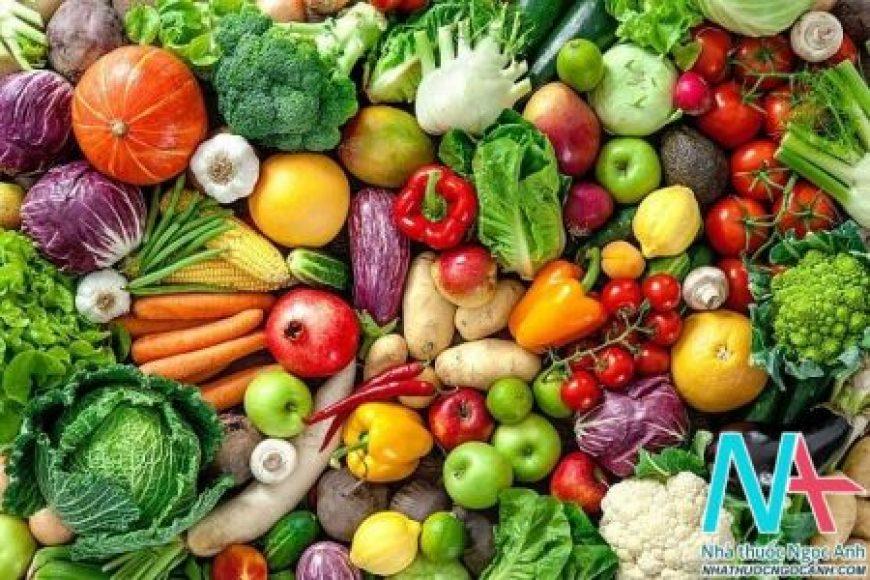 Ăn rau – quả và nguy cơ lạc nội mạc tử cung
