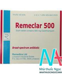 Thuốc Remeclar