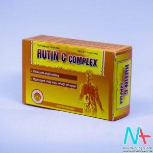 Rutin C Complex