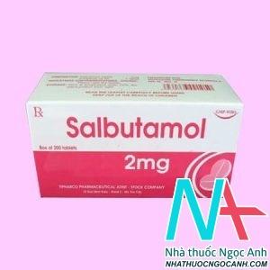 Salbutamol 2mg