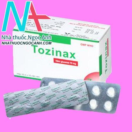 Sản phẩm Tozinax
