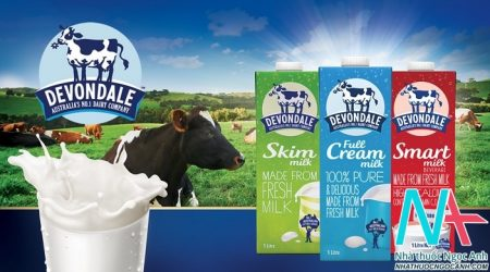 sữa bò nguyên chất