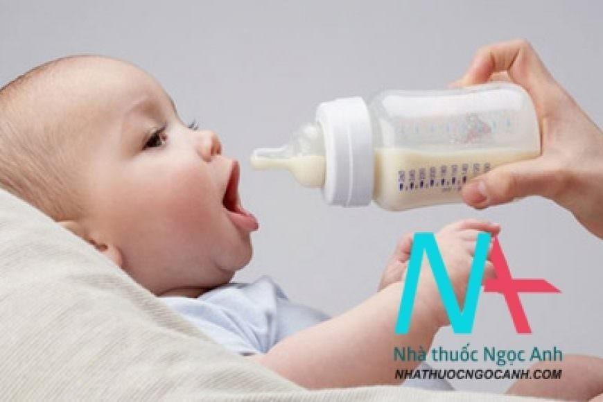 Dinh dưỡng và nuôi con bằng sữa mẹ