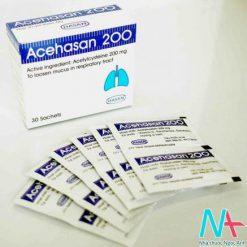tác dung của thuốc acehasan