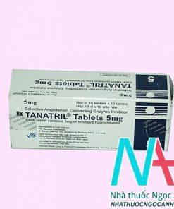 Thuốc Tanatril 5mg
