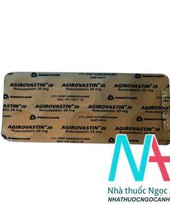 thuốc Agirovastin 20