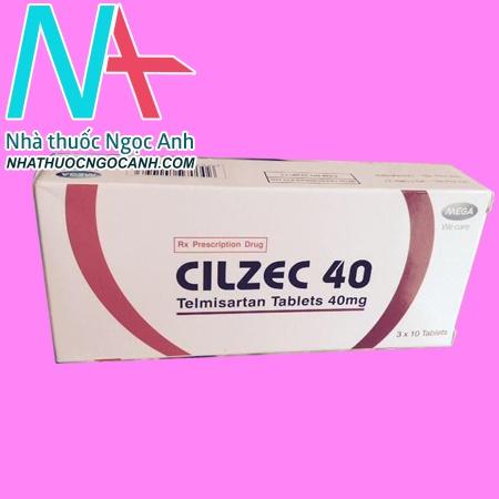 Thuốc Cilzec 40