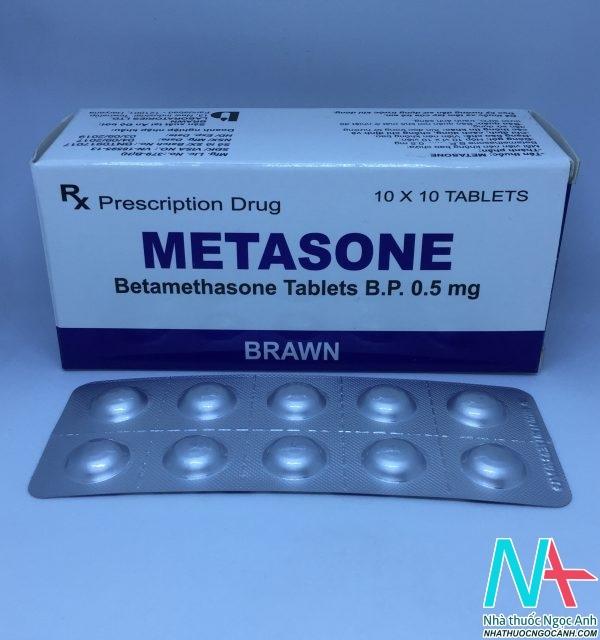 Metason 0,5mg