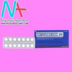 Thuốc Zestoretic