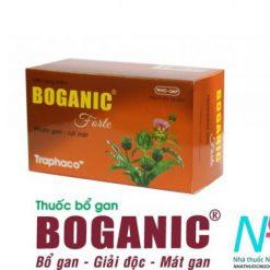 thuốc bổ gan bogancic