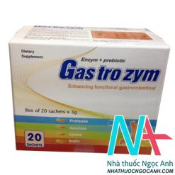 men tiêu hóa Gastrozym
