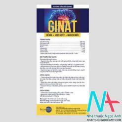 Hộp Ginat