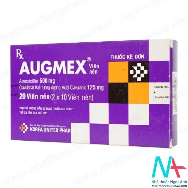 thuốc kháng sinh augmex