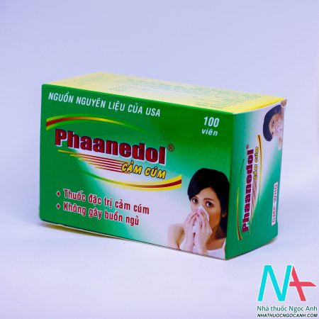 Thuốc Phaanedol Cảm Cúm