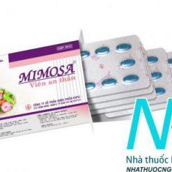 Vỉ thuốc Mimosa