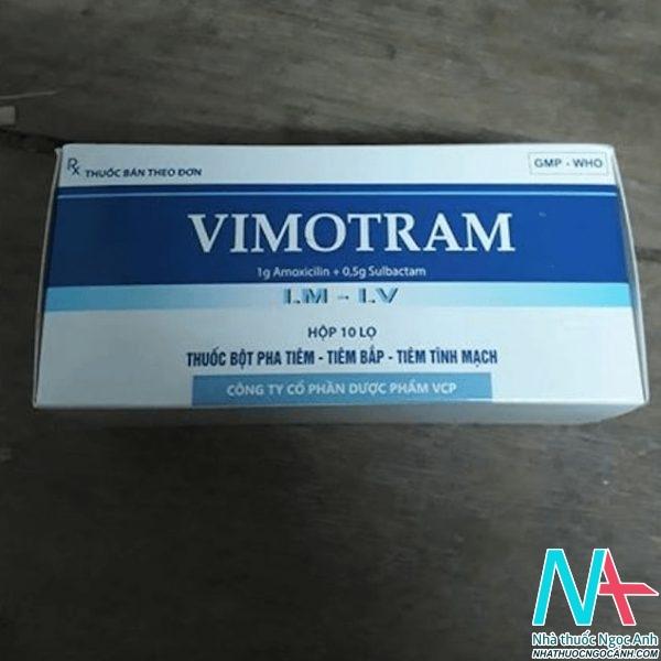 Vimotram giá bao nhiêu