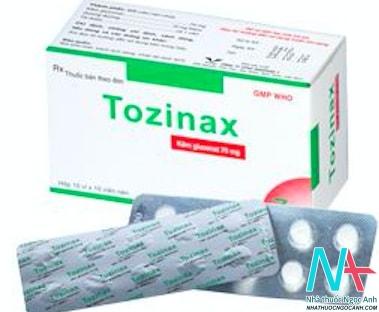 thuốc Tozinax