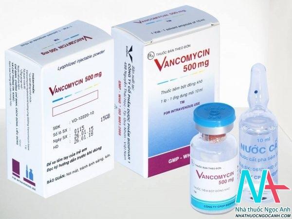 Thuốc VANCOMYCIN