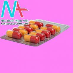 Vỉ thuốc Amoxicillin