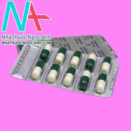 Vỉ thuốc Cefalexin