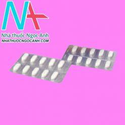 Vỉ thuốc Paracetamol