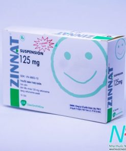 zinnat 125mg