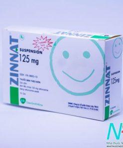 zinnat 125mg