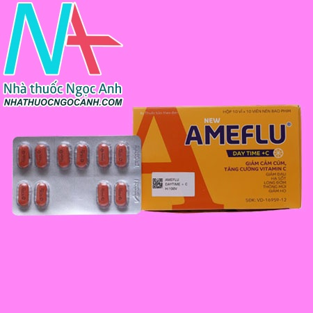 Ameflu day time+C