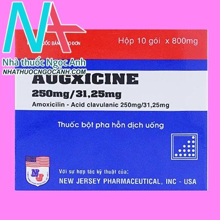 Thuốc Augxicine
