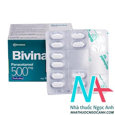 Bivinadol giá bao nhiêu