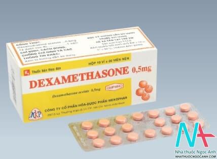 thuốc Dexamethason