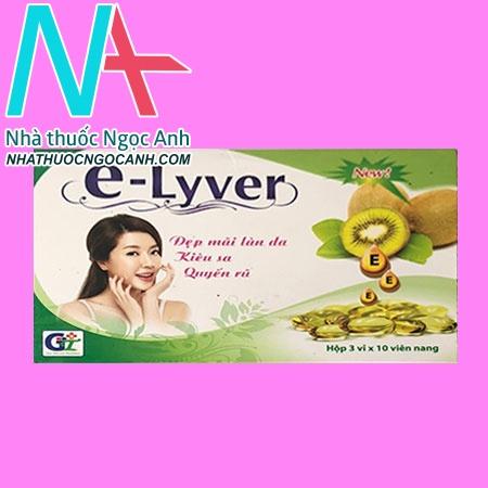 E - Lyver