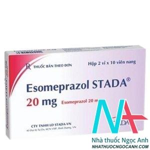 thuốc Esomeprazole 20mg