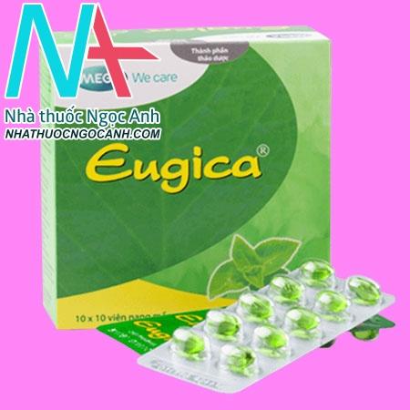 Thuốc nang mềm Eugica