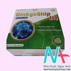 Ginkgoship IQ