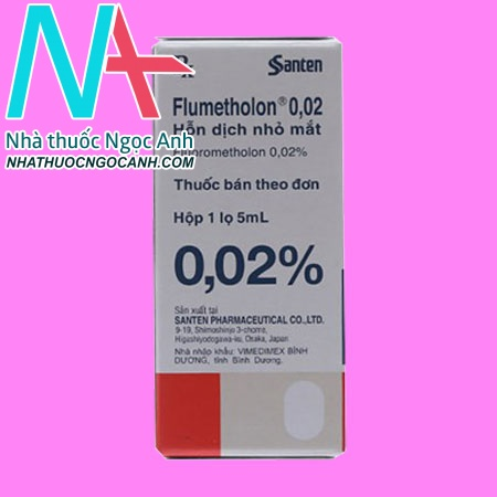 Flumetholon 0,02%