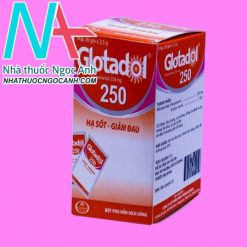 Glotadol250