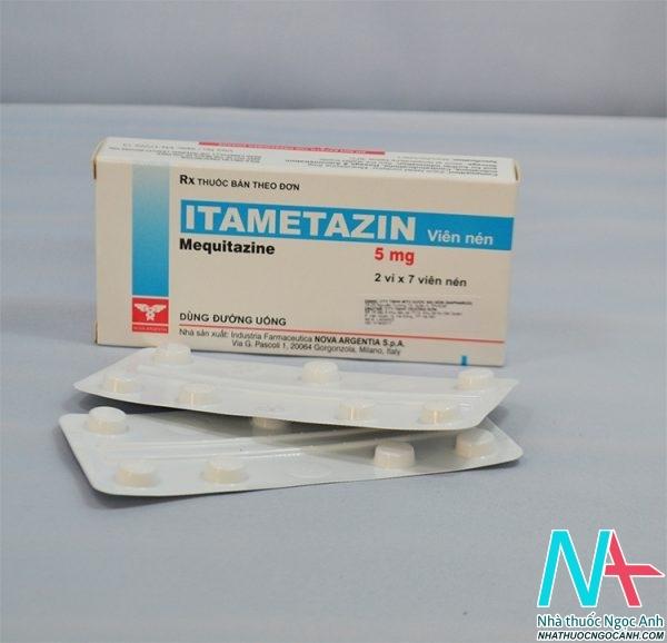 Thuốc Itametazin