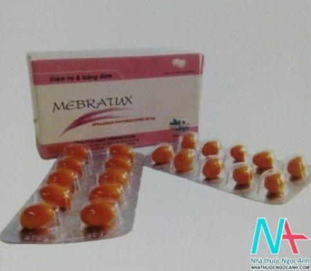Thuốc Mebratux
