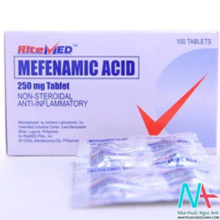 Mefenamic 500mg
