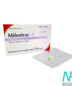 Thuốc Mifentras