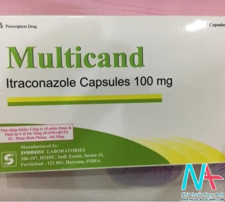 Thuốc Multicand