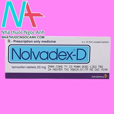 Nolvadex-d