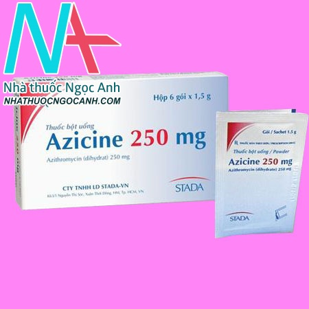 Azicine 250mg