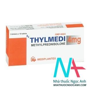 thuốc Thylmedi 4mg