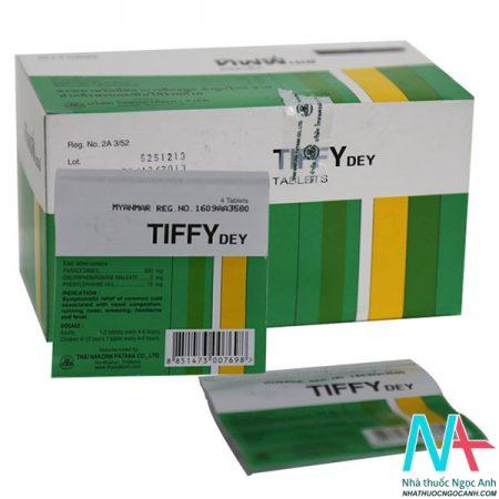 Thuốc Tiffy Dey